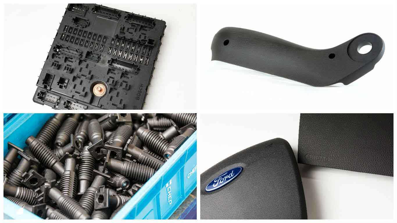 Plastic Parts for Automotive Industry